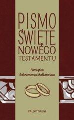 Pismo Świete - NT z ilustracjami (ślub)