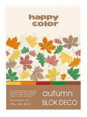 Blok A5/20K Deco Autumn 170g HAPPY COLOR
