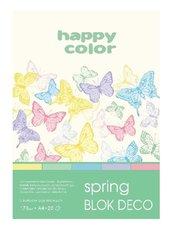 Blok A5/20K Deco Spring 170g HAPPY COLOR