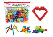 Klocki - puzzle 100 elementów
