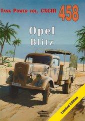 Opel Blitz. Tank Power vol. CXCIII 458