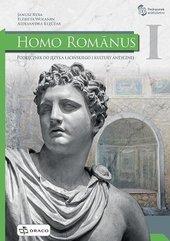 Homo Romanus 1 podręcznik DRACO