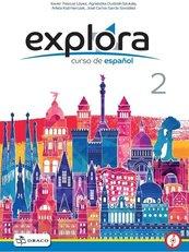 Explora 2 podręcznik +CD DRACO