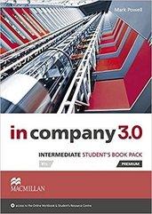 In Company 3.0 Intermediate SB Pack MACMILLAN