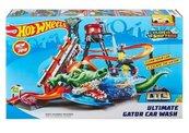 Hot Wheels Megamyjnia Atak Krokodyla
