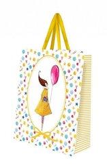 Torebka ozdobna mała Kobieta z balonem
