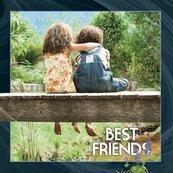 Pocztówka 3D Najlepszy przyjaciel