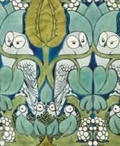 Karnet 17x14cm z kopertą The Owl