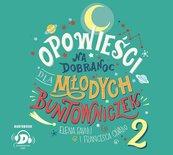 Opowieści na dobranoc dla młodych... T.2 audiobook