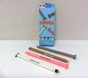 Długopis usuwalny niebieski Uszaki (12szt)