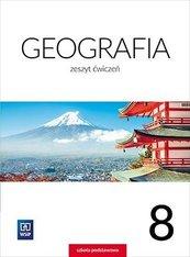 Geografia SP 8 ćw. WSiP