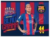 Blok rysunkowy A4/20K FC Barca Fan (10szt) ASTRA
