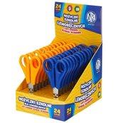Nożyczki szkolne dla leworęcznych (24szt) ASTRA