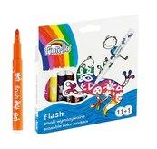 Pisaki Flash wymazywalne 11 kolorów +1 FIORELLO