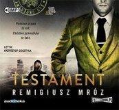 Testament audiobook wyd.2018