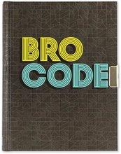 Pamiętnik zamykany Bro Code