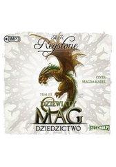 Dziewiąty Mag T.3 Dziedzictwo audiobook