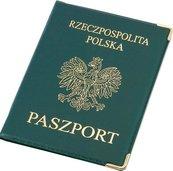 Okładka na paszport PVC MIX