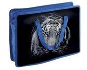 Teczka na prace plastyczne z nadrukiem Tiger