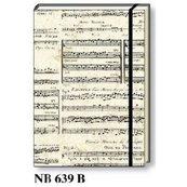 Notatnik ozdobny A5 NB 639 B ROSSI
