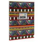 MN Color Book Notatnik ozdobny A6/115K gładki