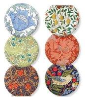 Lusterko ozdobne William Morris Arts&Crafts