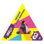 Kredki świecowe trójkątne 24 kolory STRIGO
