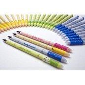 Długopis usuwalny niebieski Buźki (12szt)