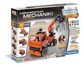 Labolatorium Mechaniki - Ciężarówki