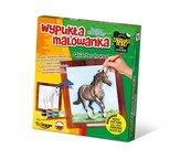 Wypukła malowanka Konie - Quarter horse