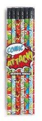 Ołówki Komiks 12szt