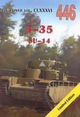 T- 35/ SU- 14. Tank Power vol. CLXXXVI 446