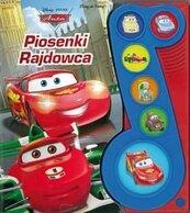 Disney Pixar Auta. Piosenki Rajdowca