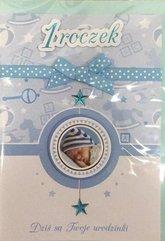Karnet roczek B6 Premium 47 + koperta