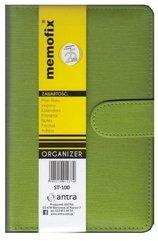 Organizer Memofix 2 ST 100 zielony