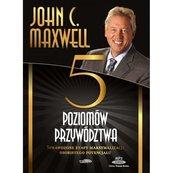 Pięć poziomów przywództwa audiobook