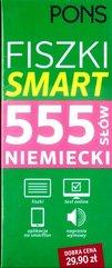 Fiszki Smart 555 słów. Niemiecki