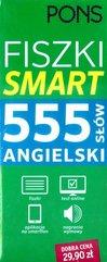 Fiszki Smart 555 słów. Angielski