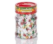 Confetti cekinowe kółka mix świąteczny 100g ASTRA