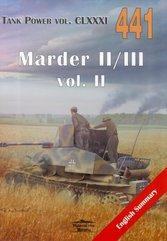 Marder II/III vol.II Tank Power vol.CLXXXI 441