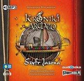 Kroniki Archeo T.8 Szyfr Jazona audiobook