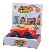 Pojazd dla malucha czerwony 2