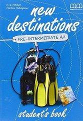 New Destinations Pre-inter.A2 SB MM PUBLICATIONS