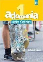 Adomania 1 ćwiczenia + CD