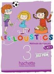 Les Loustics 3 podręcznik HACHETTE