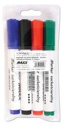 Marker suchościeralny Maxx 4 kolory