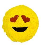 Piłka Fuzzy Ball S'cool Heart żółta D.RECT