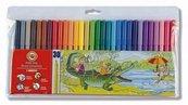 Flamastry 30 kolorów