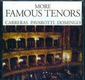 More Famous Tenors CD