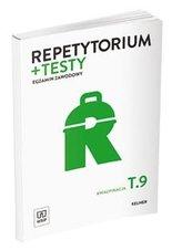 Repetytorium i testy egz. Kelner Kwal. T.9 WSiP